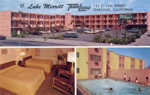 TraveLodge, Lake Merritt, 122 E.  12th Street, Oakland, California